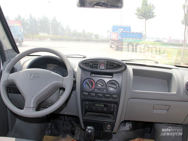 昌河汽车 福瑞达 2011款 1.2 手动 加长版 k机 内饰图片高清图片