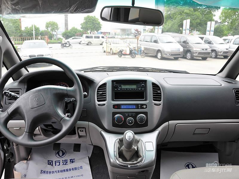 东风风行 菱智 2011款 2.4 QA 豪华版 长车 空间图片高清图片