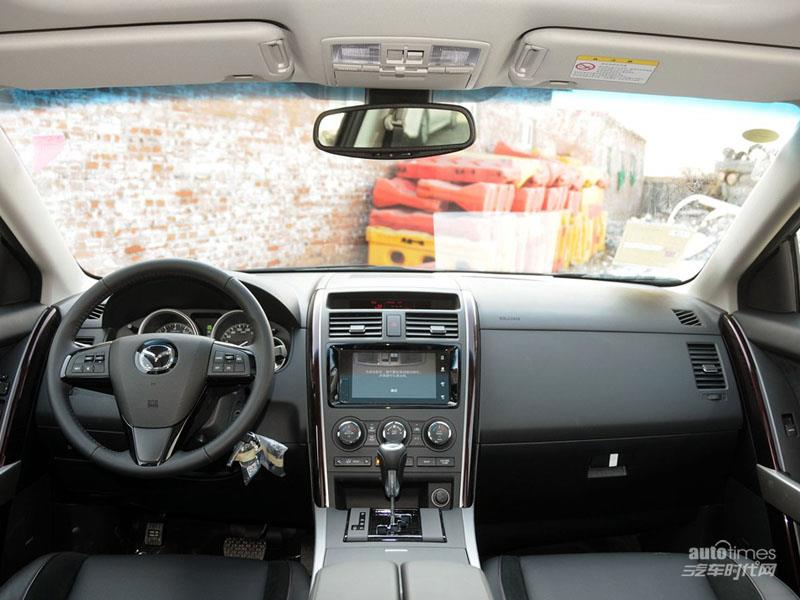 马自达CX-9 2013款 3.7L 自动基本型
