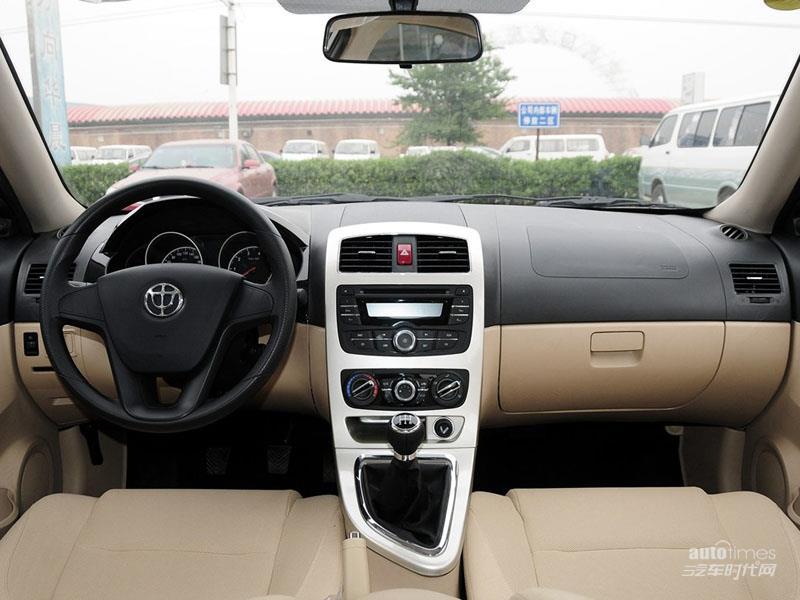 中华H330 2013款 1.5L 手动舒适型