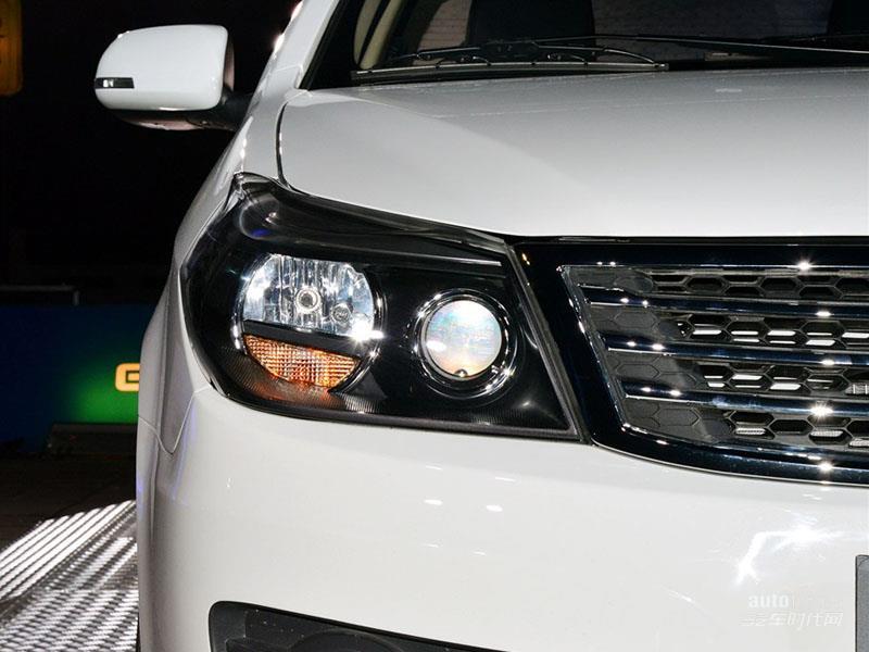吉利汽车 吉利金刚 2014款 三厢 1.5 MT 精英型 车身外观图片高清图片