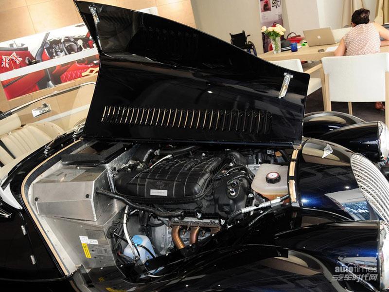 摩根汽车 摩根roadster 2013款 3.7l 4座 动力图片高清图片