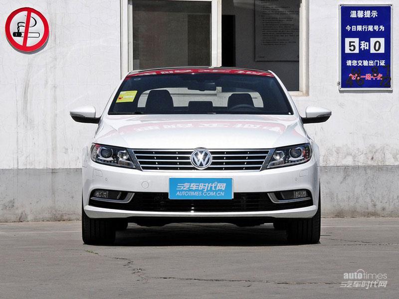 大众CC北京4S店最新报价 最高优惠9万销售