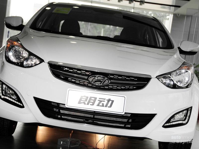 2016款北京现代朗动最新报价 现车促销