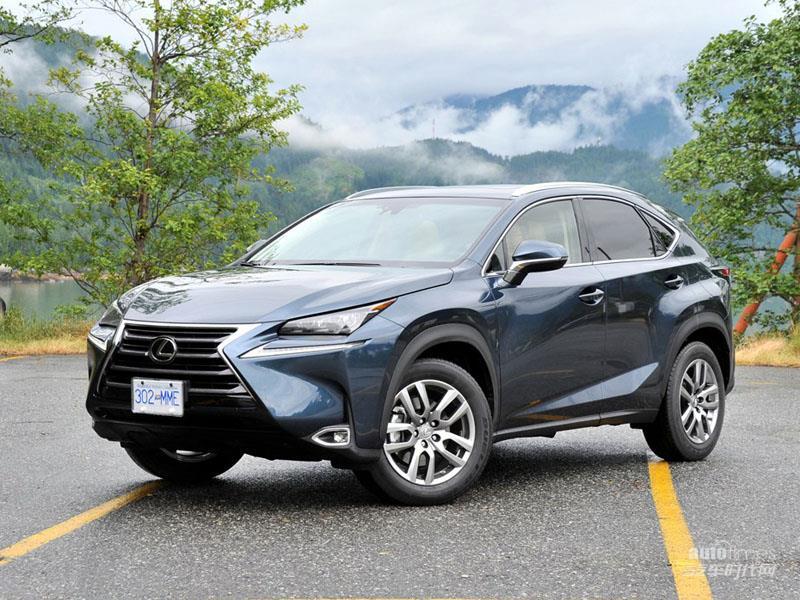 深圳雷克萨斯nx最低31.8万起 现车销售 高清图片