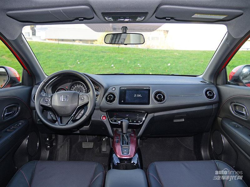 本田XR-V 2015款 1.8L VTi 自动豪华版