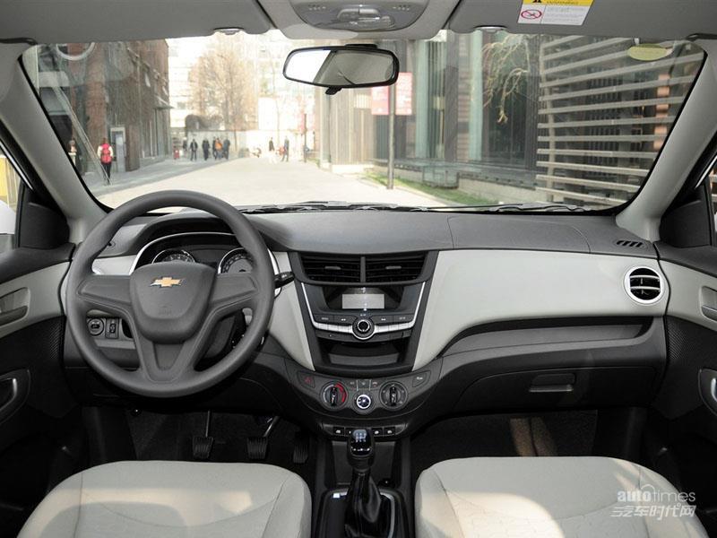 赛欧3 2015款 1.3 LT 手动理想天窗版