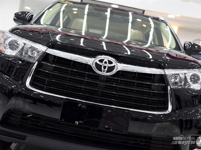 新款汉兰达最新行情最高可降8万售全国