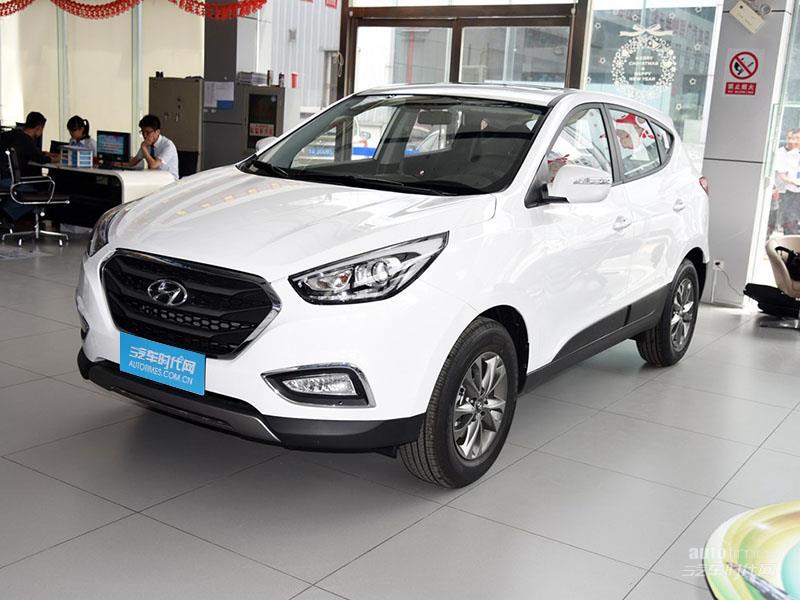 北京现车走全国 现代ix35最高优惠8万