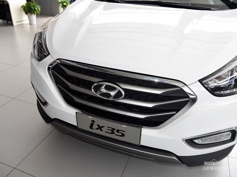 现代新ix35最新报价 手续齐全 现车销售
