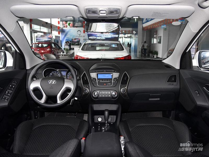 IX35 2015款 2.0L 自動兩驅舒適型 國V