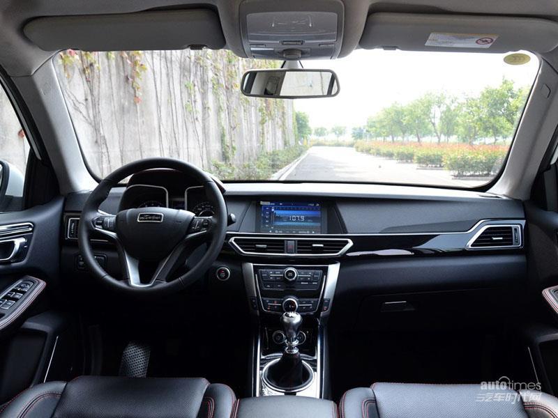 众泰大迈X5 2015款 1.5T 手动尊贵型