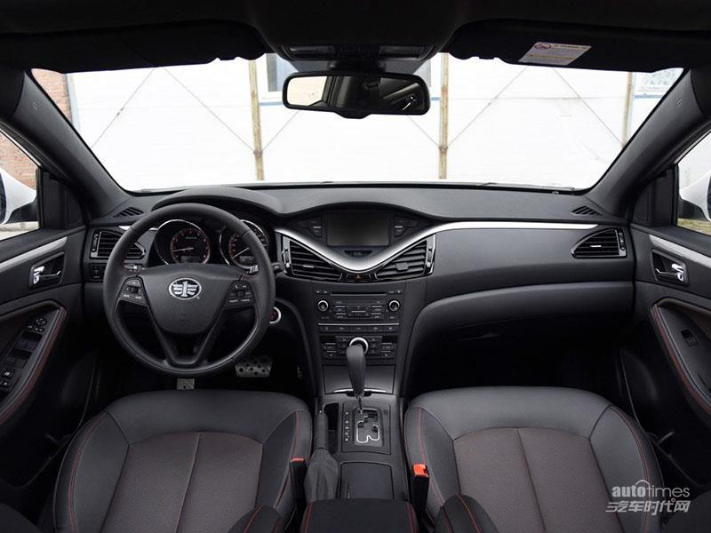 奔腾B70 2016款 1.8T 自动运动尊贵型