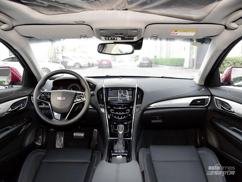 凯迪拉克ATS-L 2016款 28T 豪华型