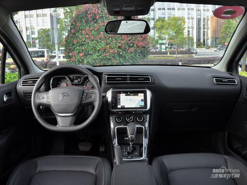 C4世嘉 2016款 1.6T 自动旗舰型