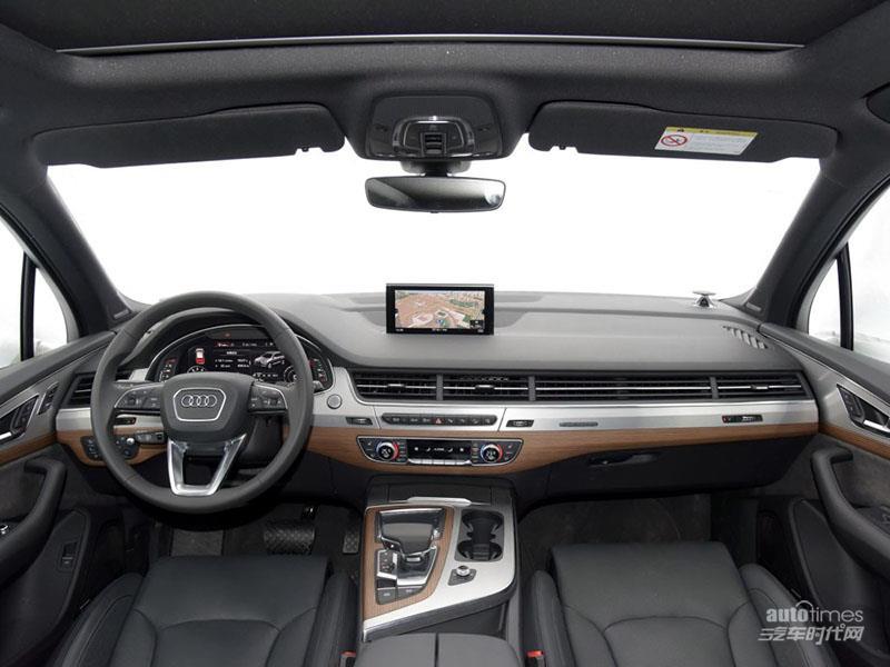 奥迪Q7 2016款 45 TFSI quattro 尊贵型