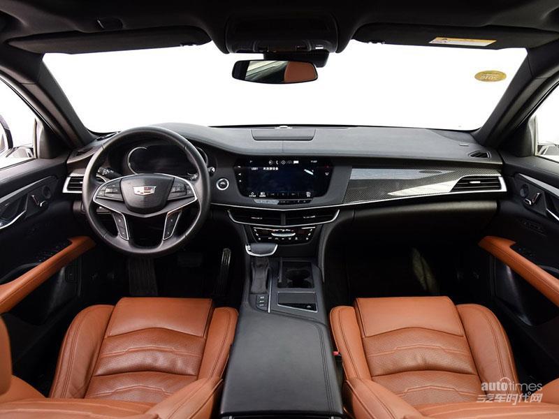 凯迪拉克CT6 2016款 40T 领先型