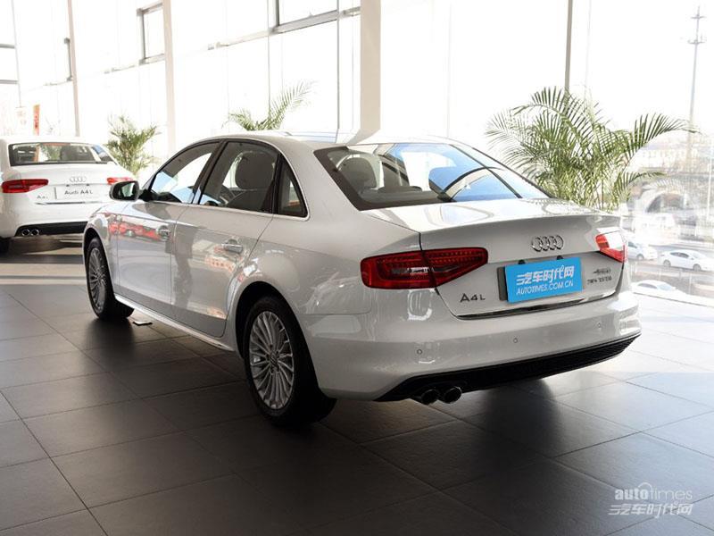 奥迪A4最新价格变化及优惠 最高优惠15万