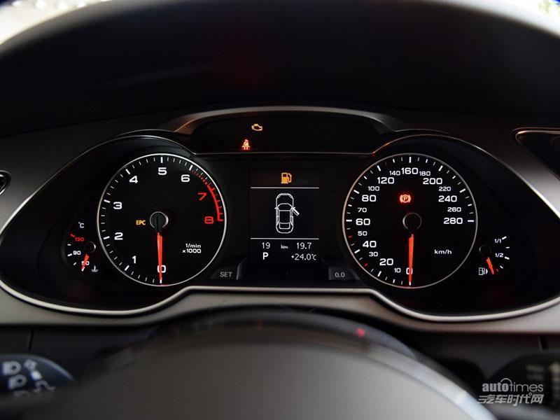 奥迪A4L最新报价和图片 北京优惠12万售