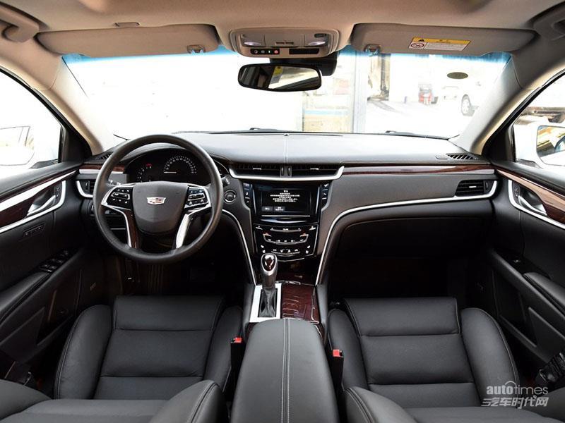 凯迪拉克XTS 2016款 28T 豪华型