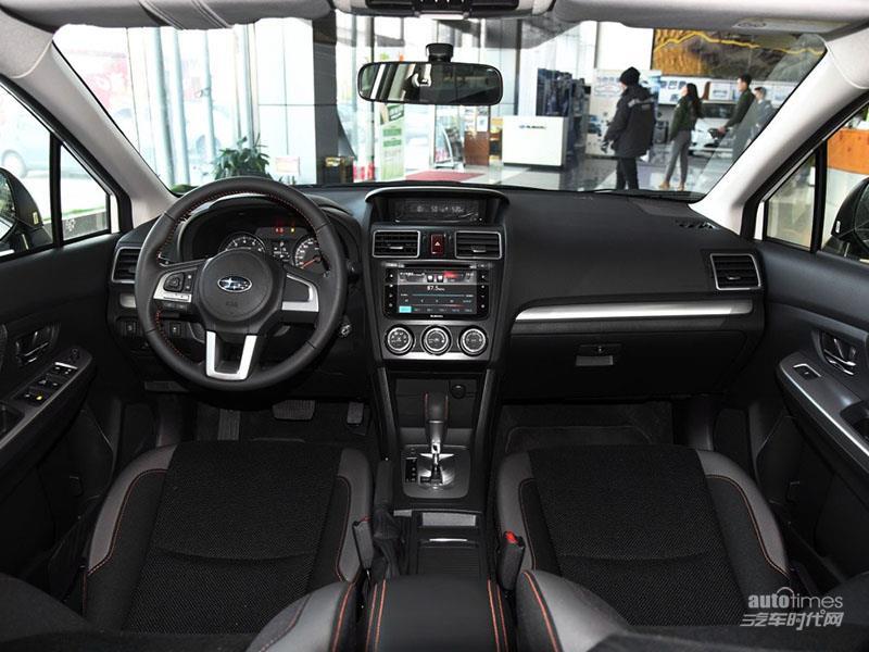 XV 2016款 2.0L 舒适导航版