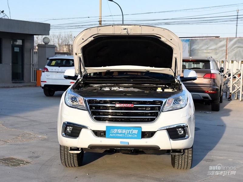 长城汽车-哈弗h9北京优惠大促销售全国