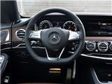 奔驰S级 2016款 S 400 L 4MATIC图片