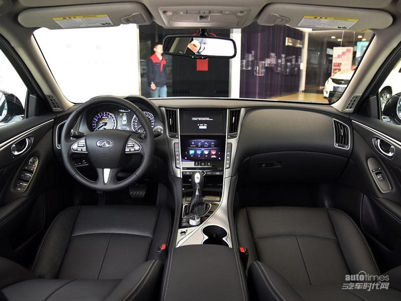 英菲尼迪Q50L 2016款 2.0T 悦动版
