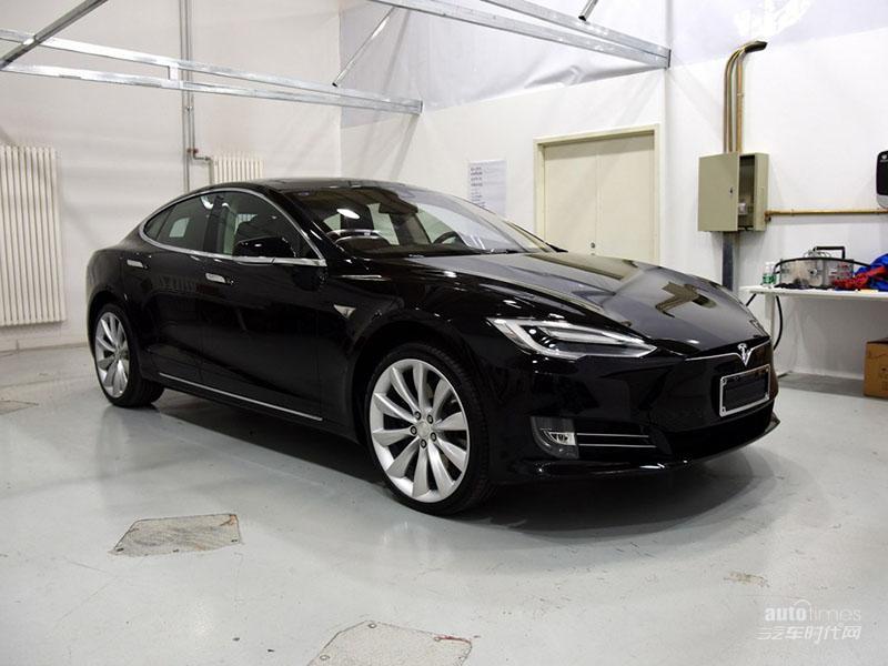 Model S 2016款 Model S 90D