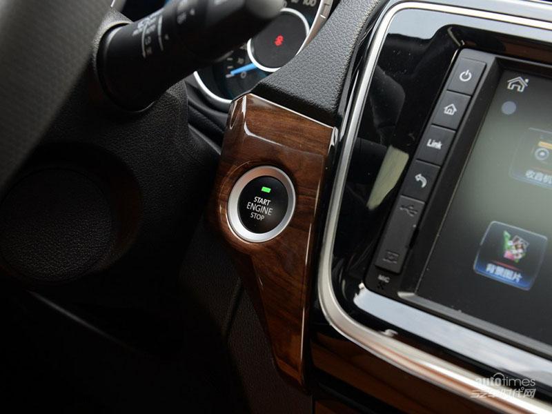 威旺m30汽车空调按钮图解