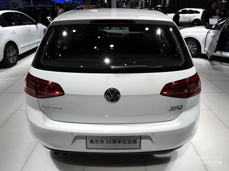大众高尔夫1.6L自动挡价格手动裸车售全国