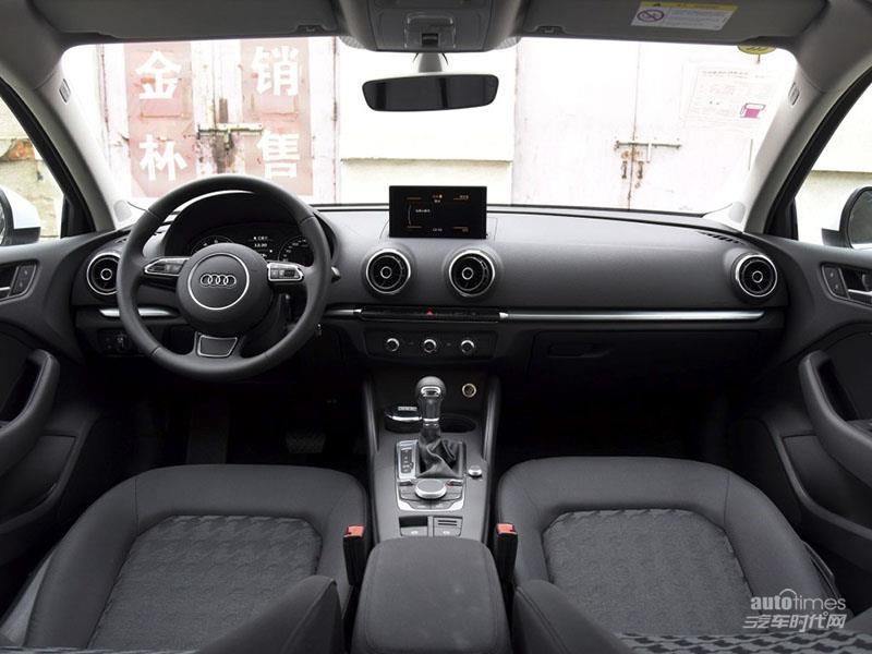 奥迪A3 2016款 Limousine 35 TFSI 领英型