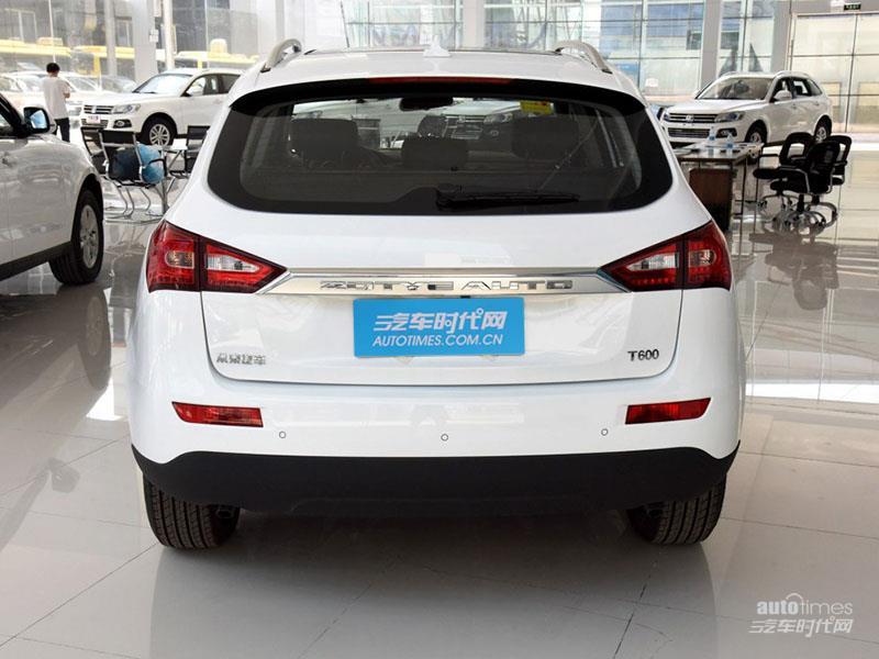 众泰汽车 众泰T600 2016款 1.5T 手动尊贵型 车身外观图片高清图片