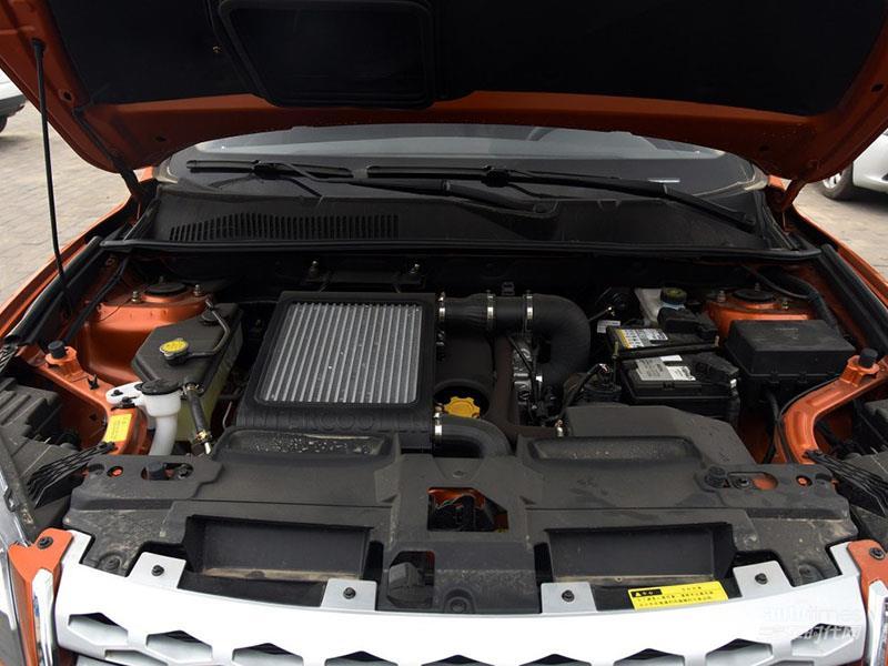 野马汽车 野马T70 2016款 升级版 1.8T CVT旗舰型 5座 动力图片高清图片
