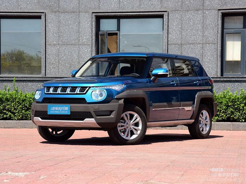 北京汽车BJ20 2016款 1.5T 手动精英型