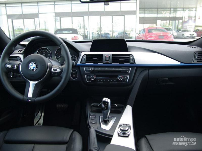 宝马3系GT 2017款 320i M运动型