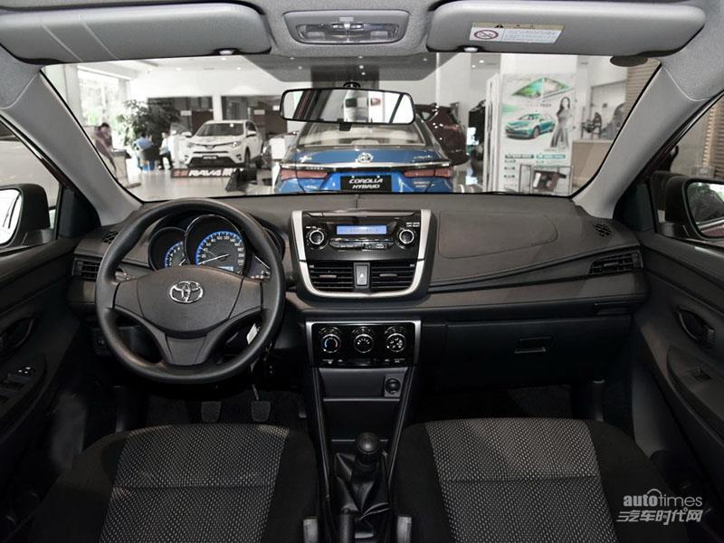 威驰 2017款 1.5L 手动创行版