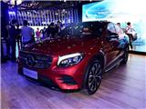 奔驰GLC(进口) 2017款 GLC 300 4MATIC 轿跑SUV图片