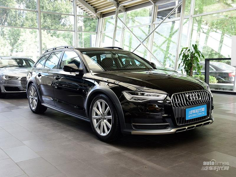 奥迪A6(进口) 2017款 Allroad quattro