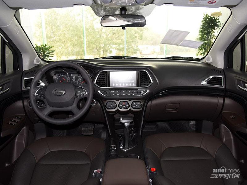 传祺GS4 2017款 235T 自动两驱 豪华智联版