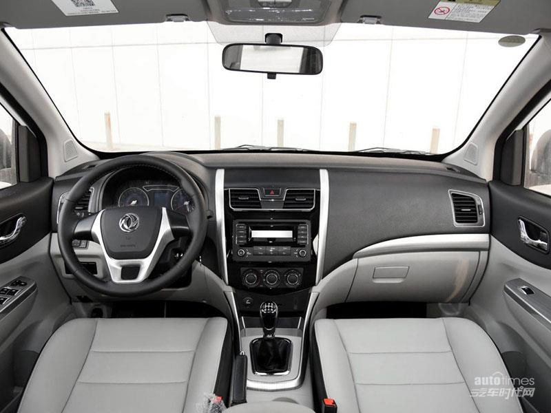 风行S500 2017款 1.5L MT 精英型