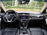 新帝豪 2017款 三厢百万款 1.3T CVT向上版图片