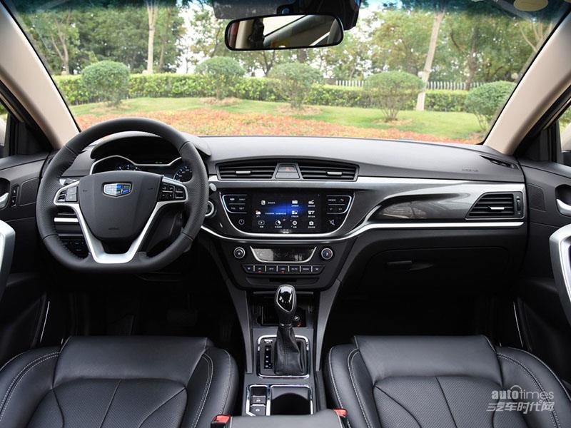 新帝豪 2017款 三厢百万款 1.3T CVT向上版