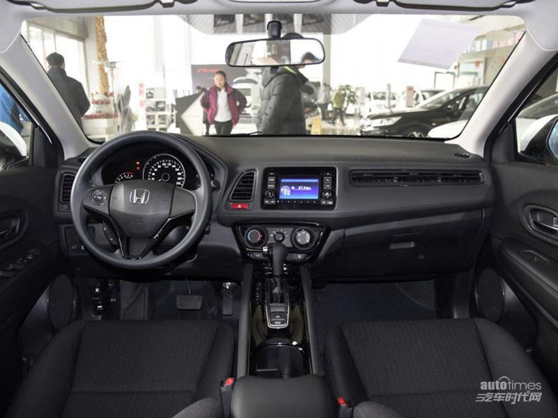 缤智 2017款 1.5L CVT 两驱舒适版