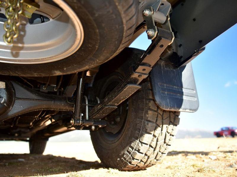 猎豹汽车 猎豹CT7 2017款 手动两驱大双进取型 柴油 动力图片高清图片