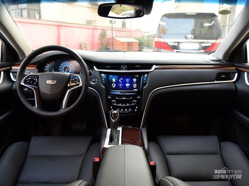 凯迪拉克XTS 2017款 28T 豪华型