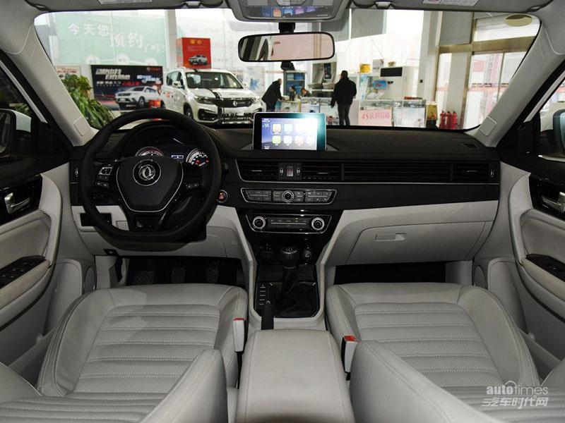景逸S50 2017款 1.5L 手动尊享型