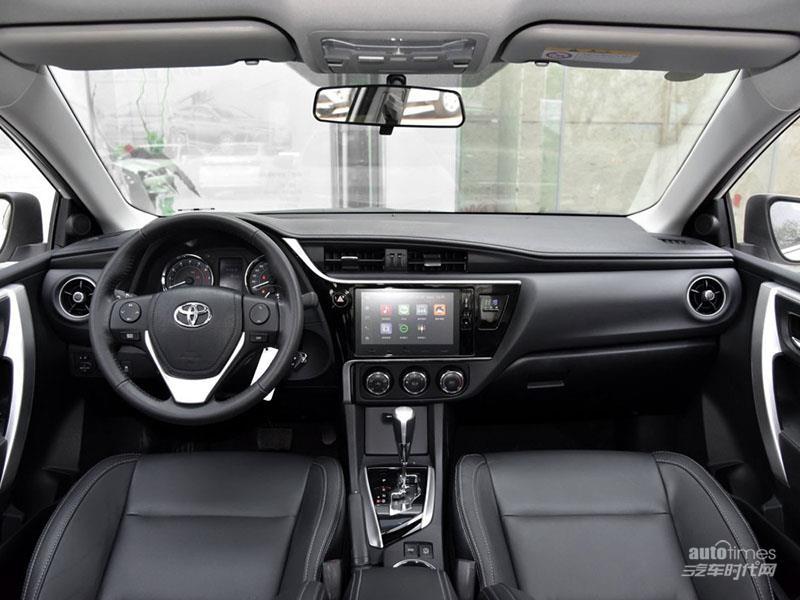 卡罗拉 2017款 改款 1.2T GL-i CVT 真皮版