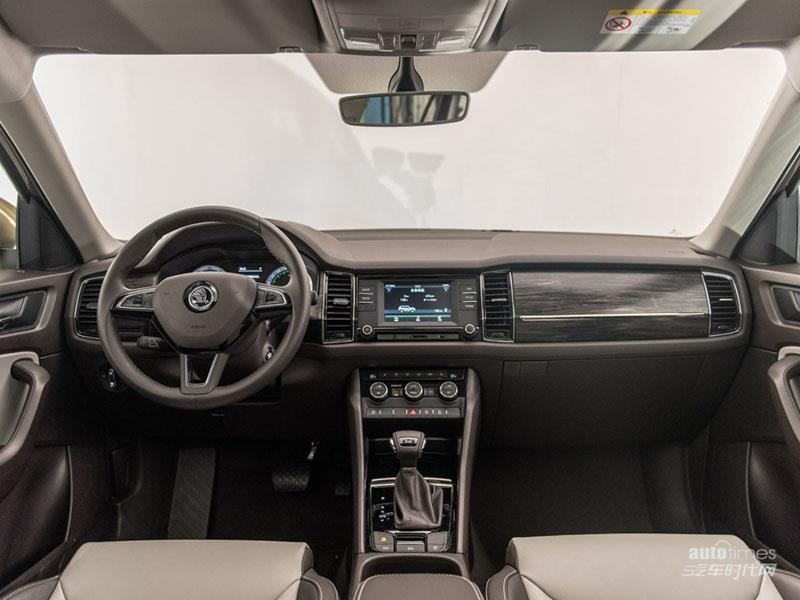 柯迪亚克 2017款 TSI330 7座两驱豪华版