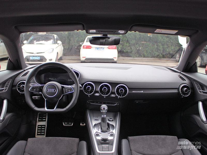 奥迪TT 2017款 Coupe 45 TFSI